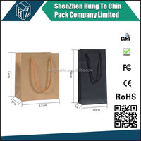 China supplier new product custom packaging brown kraft paper bag manufacturing