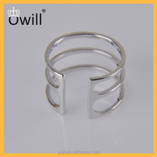 925 Silver Finger Ring Best Selling High Polishing Value 925 Silver Ring Unique Design Adjustable Opened Knuckle Ring