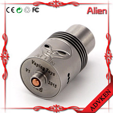 High technology e cigarette rebuildable dripping atomizer alien rda 22mm freakshow rda on alibaba express