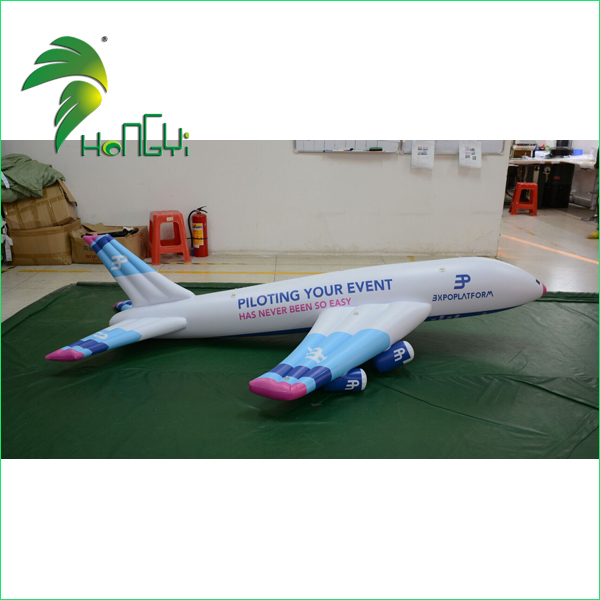 advertising inflatable airplane (1)