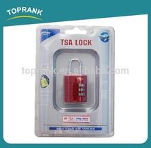 best selling combination tsa lock, digital combination lock for safe, security lock combination