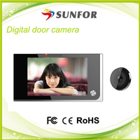 seeking Euro agents digital door viewer with high definition