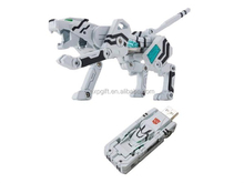 Transformers USB Flash Drive / White Tiger USB Flash Drive / Tigatron USB Flash Drive