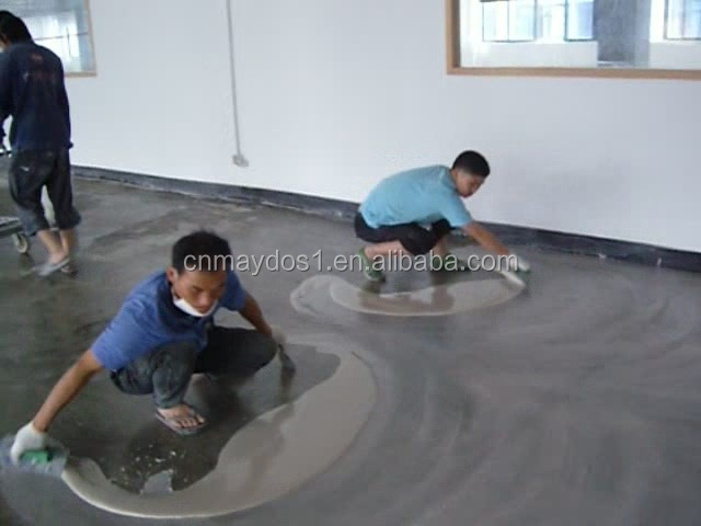 Anti Slip Rough Surface Epoxy Floor Paint For Indoor