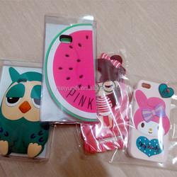 Watermelon shape phone case fruit theme mobile phone cover