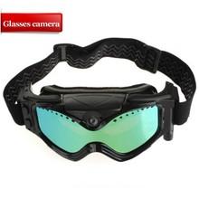 720p skiing goggle glasses sport dv video camera dvr