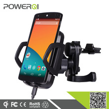 New arrival 2014 qi universal car wireless charger transmitter for Samsung galaxy s5 s4 note3 HTC m8 LG g3