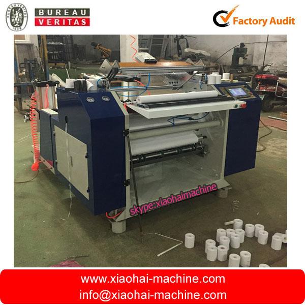Thermal Paper Slitting machine3