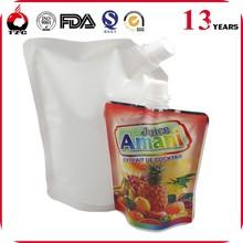 Aluminum Foil laminated spout food pouch