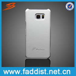 2015 New Products cheap mobile phone flip PU case for note 5