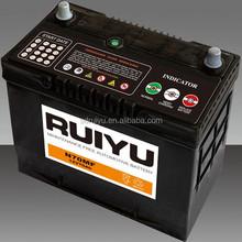 car batteries for sale N70 12v 70ah new production