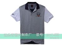 2015 man tshirt stitching polo t shirt wholesale short sleeves new design stylish shirt high quality
