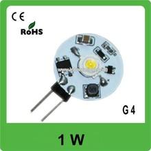 12V 1W High Power G4 Led Ceiling Light Dome Led