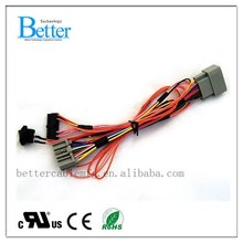 Special Cheapest wire harness for lcd panel cable