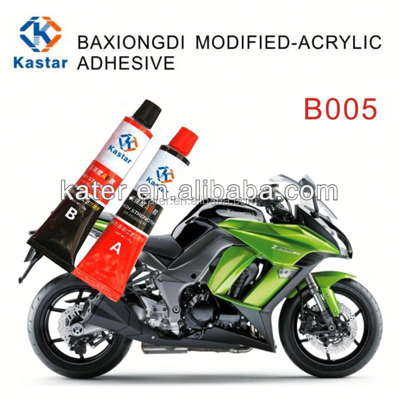 for motorcycle Epoxy Resin AB GLUE Series manufacturer