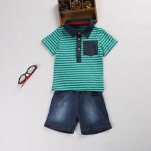 Regalo del bebé recién nacido set tradicional bebé cloting conjuntos de ropa de moda para bebés 2014 ropa del verano