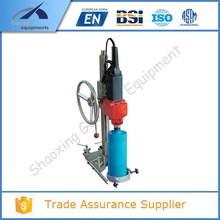 150 mm diameter 700 mm deep Electric Concrete Core Drilling Machine