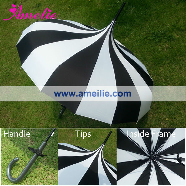 A0456 vintage-inspired pagoda umbrella by Bella (2).jpg