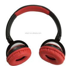 Factory price in-ear single retractable earphone enterprise class mic and adjustable volume (black)