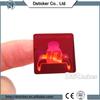 2015 China supplier custom self adhesive private label maker laser hologram sticker