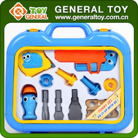 Toy Mechanic Tool Box Set Tool And Brains Toys Plastic Mini Toy Tools