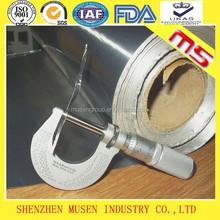 A-1235 8011 3003 disposable aluminium foil food containers 6 micron -20 micronhousehold aluminium foill