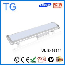 Factory offer 3ft 100w led high bay light fixture, led linear high bay replacement 5 years warranty