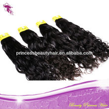 Hot Sale Peruvian Hair Extention, Raw Peruvian Natural Wavy Accept Paypal