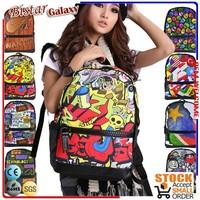 Huge zipper pro sport pu backpack bag manufacturer in Shenzhen BBP121