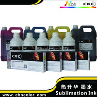 WATER BASED SUBLIMATION INK FOR HIGH VISCOSITY PRINTHEADS (RICOH, KYOCERA, KONICA, ETC)