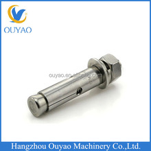High Precision CNC Turning Stainless Steel Paintball Bolt