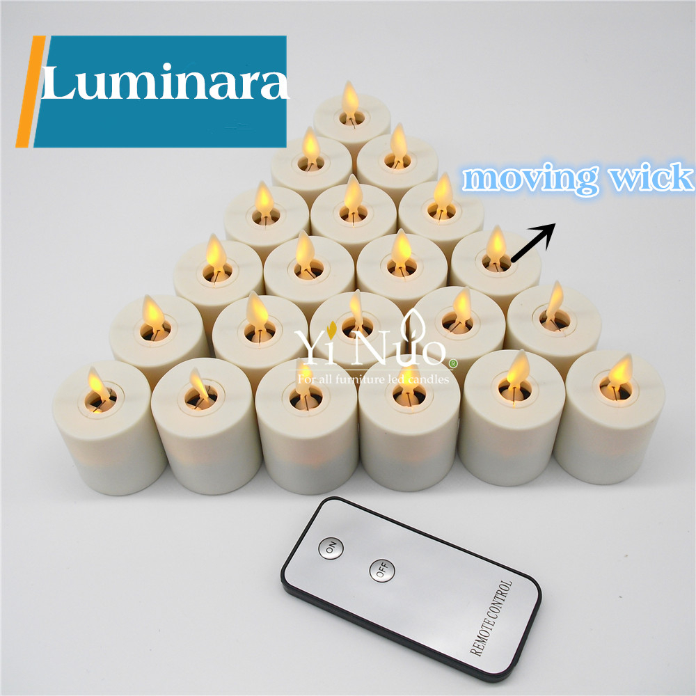new products wholesale luminara led tea light flameless candle remote. Black Bedroom Furniture Sets. Home Design Ideas