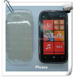 New Products Ultra Thin Slim 0.3mm Soft stylish tpu gel case cover for nokia lumia 520