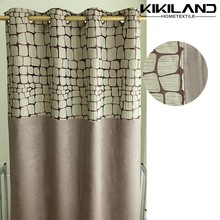 2015 Kikiland brand new high quality embroidered silk curtains