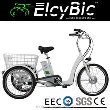 hot sale new design electric vehicle city 3 wheel bike