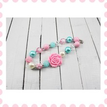 Wholesale from china fashion necklace resin