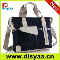 2014 Nylon shoulder laptop Briefcase