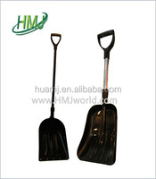 china tool square mouth emergency snow shovel