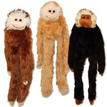 Long arms ape/monkey/orangutan/gorilla custom plush toys