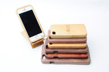 Eco-Friendly Bamboo/wooden phone case,WaterProof Thin cell Phone Shell,Protective For your Phone