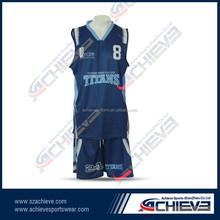 make your own custom basketball jersey / basketball uniform high quality