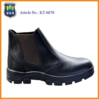 Best sales safety shoes germany with good price no lace safety shoes