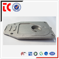 Wholesales precision aluminum drive box cover custom made die casting for pneumatic tool accessory