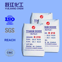 Factory supply Titanium dioxide Rutile R210|Excellent quality&best price