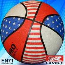 size 1 basketball size 2 3 cheap Rubber basketball new style colorful official size adults basketball made in china