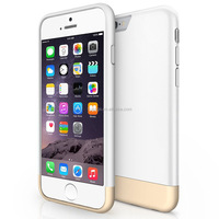 High quality plastic protective 2 in 1 cases back housing pc cover case for iphone 6 4.7 wholesale alibaba