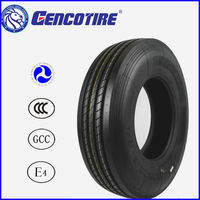 Rubber Truck tires tyres from Gencotyre 11R22.5