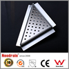 New product shower stainless steel linear drain grates