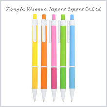 Hight-quality custom novel design plastic pens souvenirs
