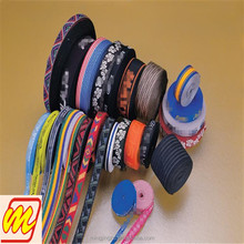 Hot sell of decorative colorful polyester jacquard tape